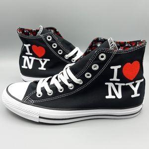 Converse I ❤️ NY Love New York All Star Hi Tops